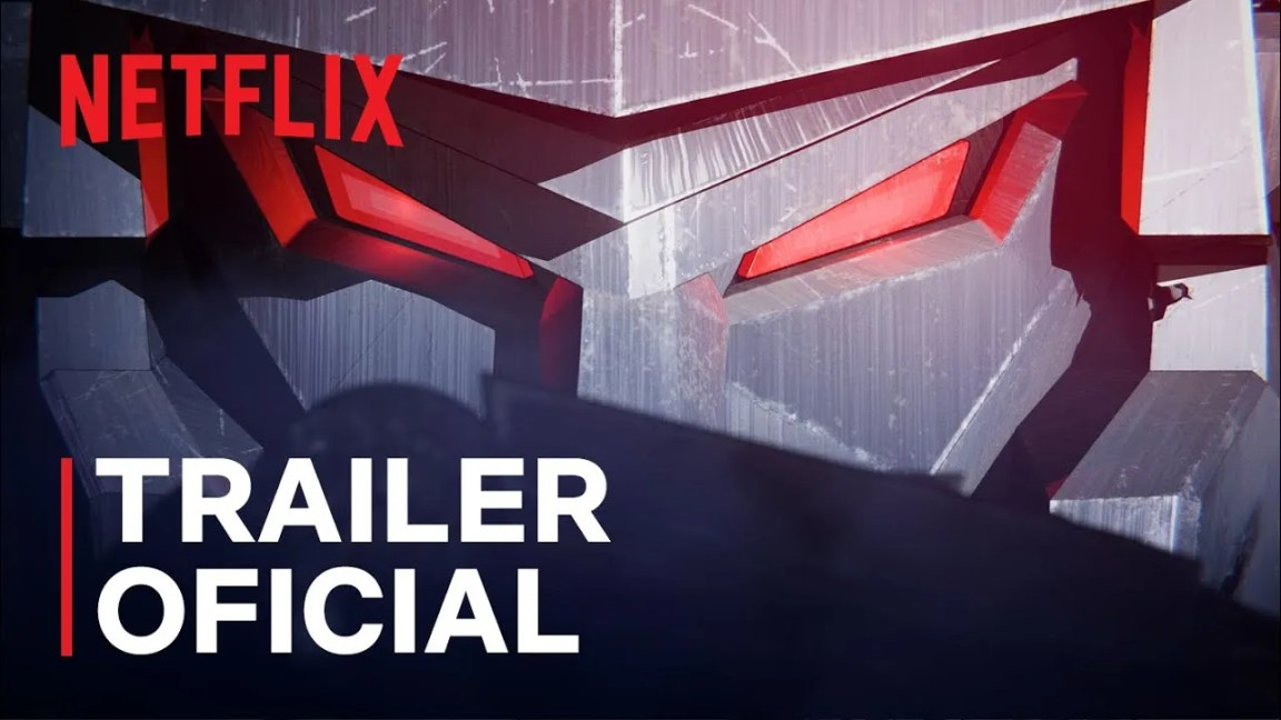 Transformers: War For Cybertron Trilogy – Cerco | Trailer oficial | Netflix, Transformers: War For Cybertron Trilogy – Cerco | Trailer oficial | Netflix