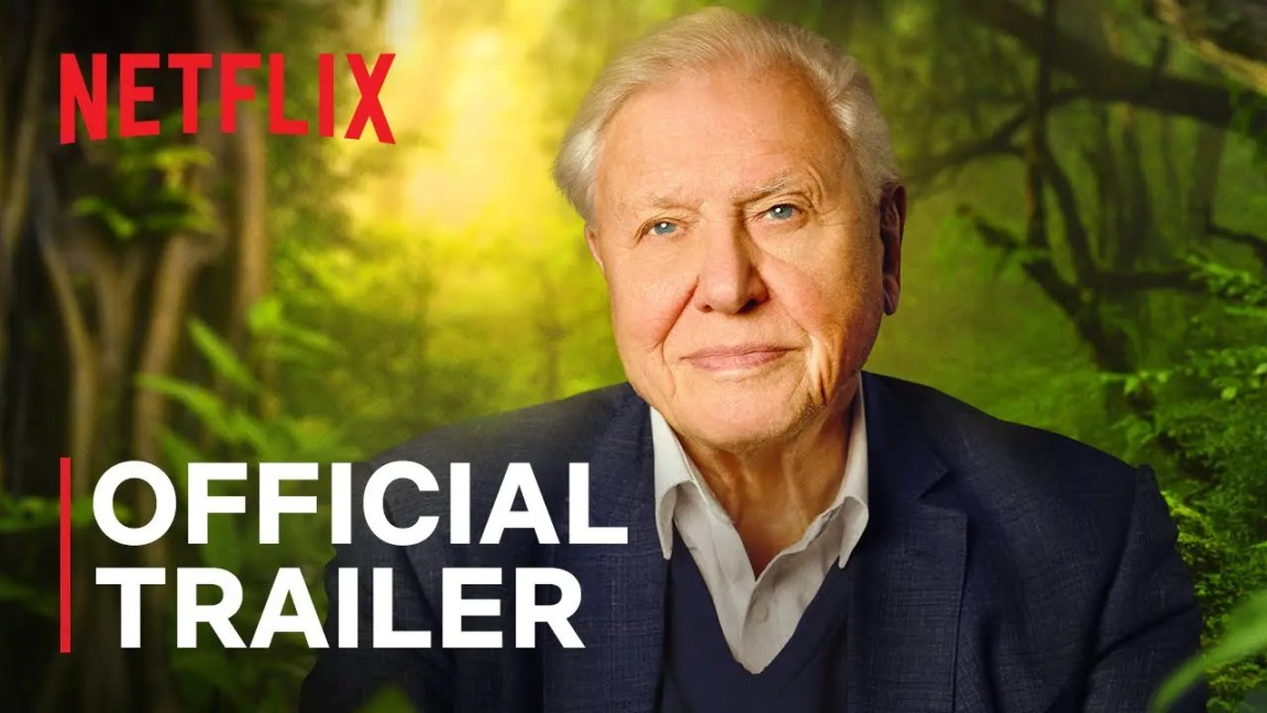 David Attenborough: A Life on Our Planet | Official Trailer | Netflix
