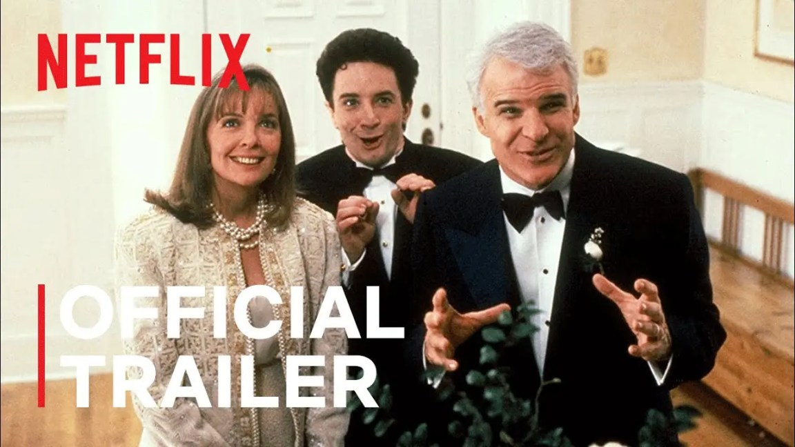 Father of the Bride Part 3 (ish) | Official Trailer | Netflix