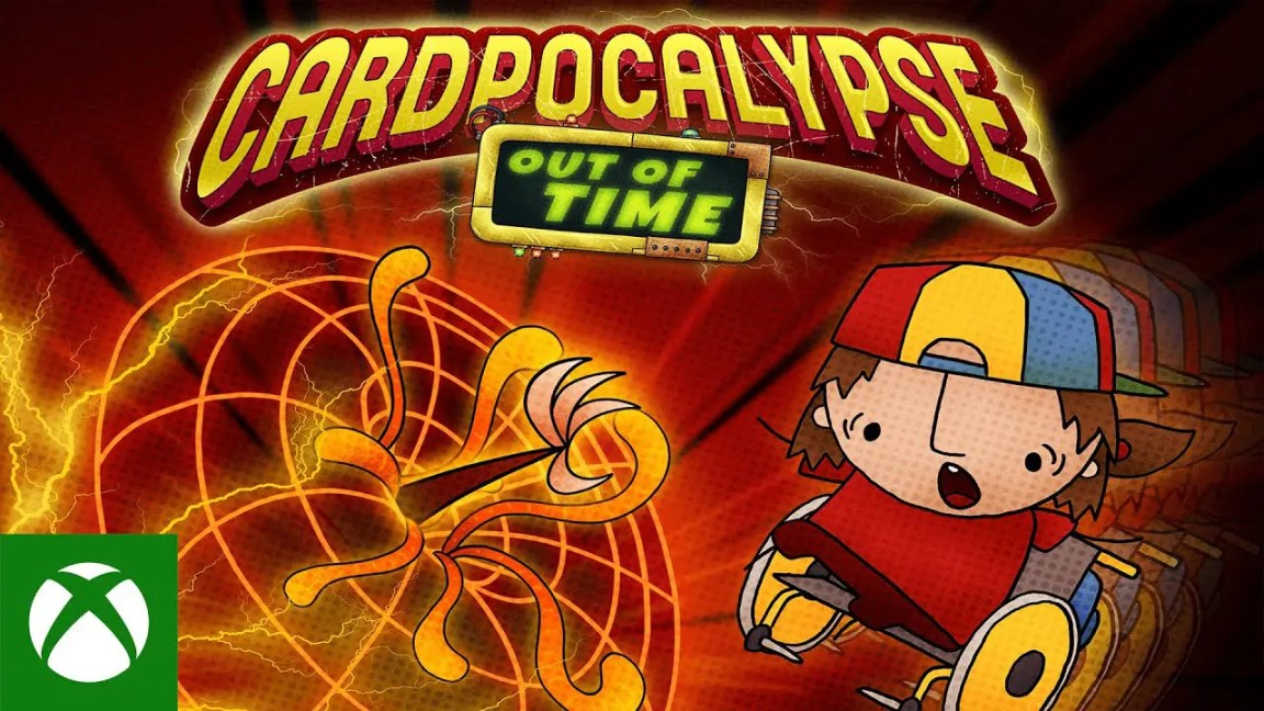 Cardpocalypse: Out of Time - Launch Trailer