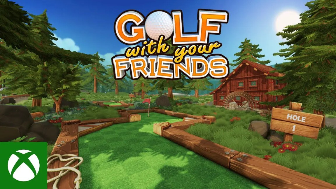 Golf With Your Friends - The Deep Update Trailer
