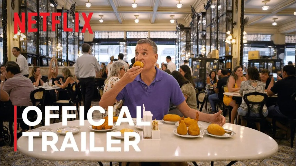 Somebody Feed Phil (Season 4) | Official Trailer | Netflix