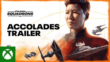 STAR WARS: Squadrons – Accolades Trailer