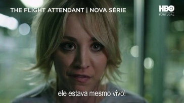 The Flight Attendant | 26 de novembro | HBO Portugal