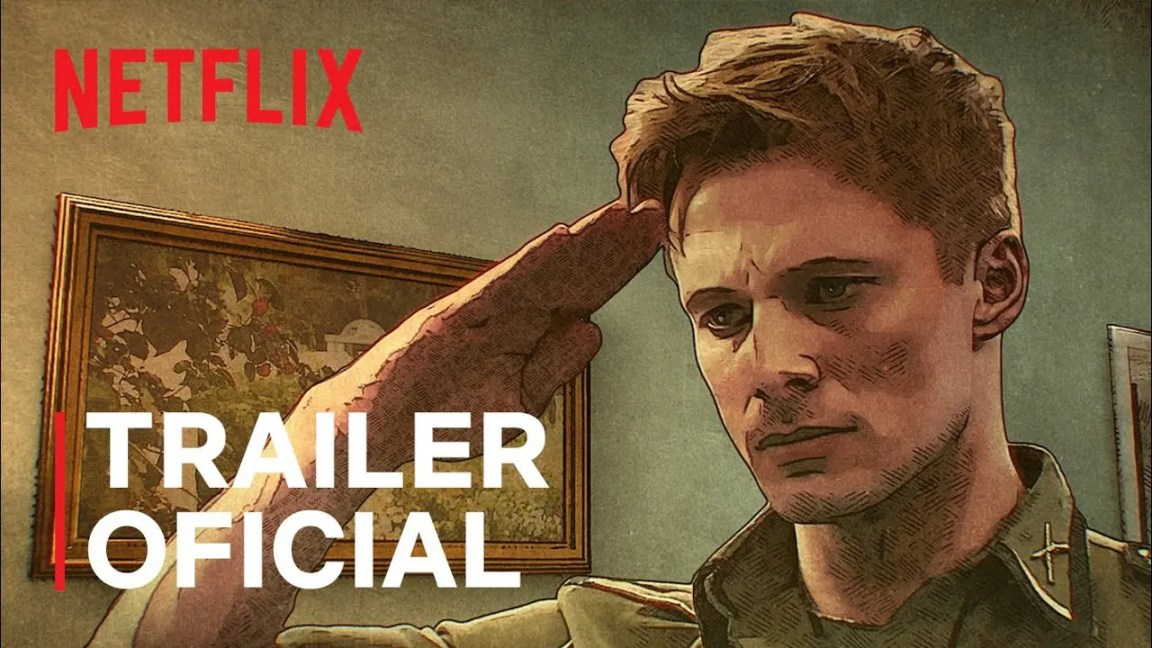 The Liberator | Trailer oficial | Netflix, The Liberator | Trailer oficial | Netflix
