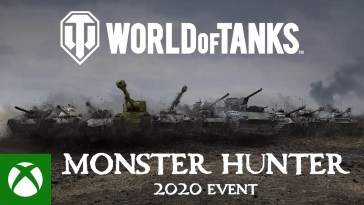 World of Tanks Console Monster Hunter 2020 Event