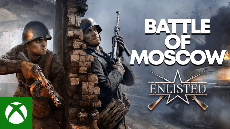 Enlisted: World War II Shooter Available Now