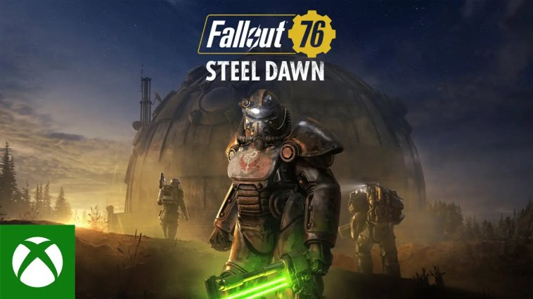 "Fallout 76: Steel Dawn – ""Rahmani, Shin, and Valdez"" Reveal Trailer"