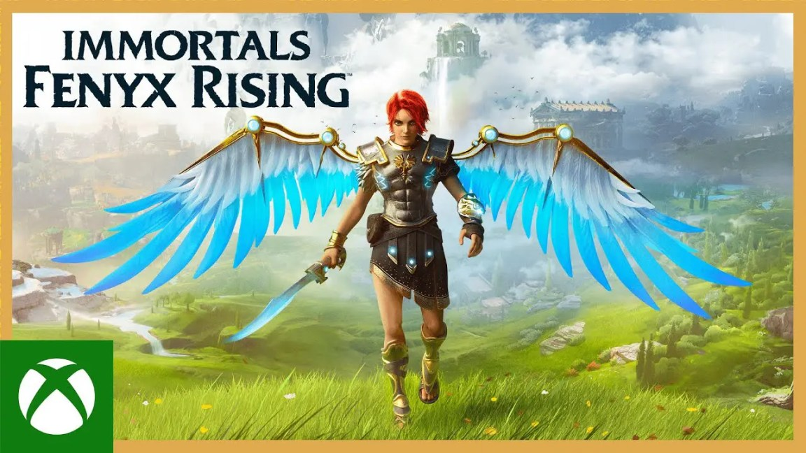 Immortals Fenyx Rising: Launch Trailer | Ubisoft [NA]