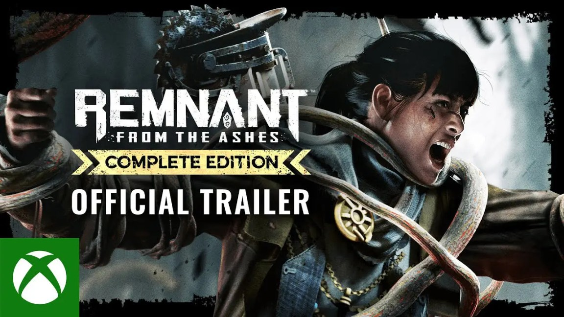 Remnant: From the Ashes - Complete Edition | Accolades Trailer, Remnant: From the Ashes – Complete Edition | Accolades Trailer