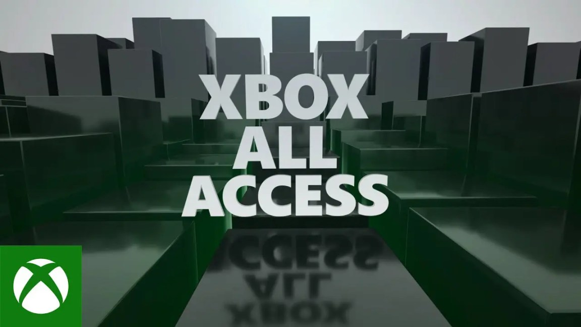Xbox All Access - Your All-Inclusive Pass to Xbox, Xbox All Access – Your All-Inclusive Pass to Xbox