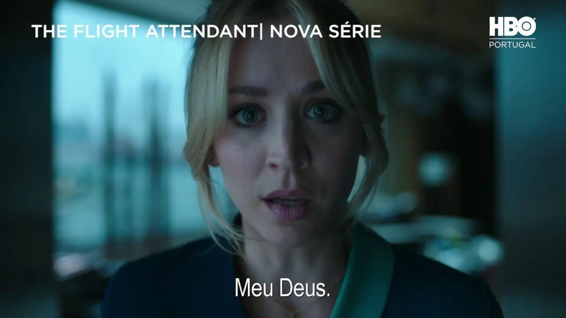The Flight Attendant | Nova Série | HBO Portugal, The Flight Attendant | Nova Série | HBO Portugal