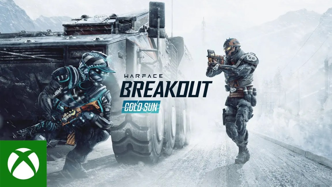 Warface: Breakout – Cold Sun Trailer | Available now, Warface: Breakout – Cold Sun Trailer | Available now