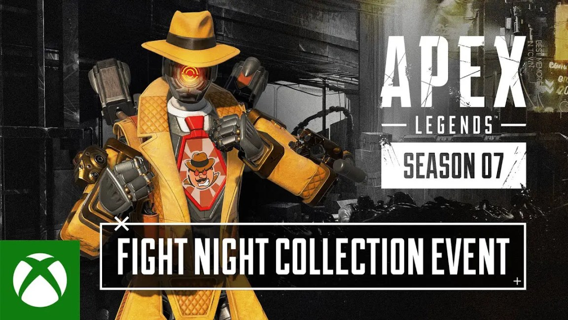 Apex Legends Fight Night Collection Event Trailer, Apex Legends Fight Night Collection Event Trailer