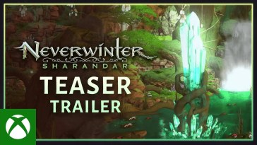 Neverwinter: Sharandar Official Announce Trailer, Neverwinter: Sharandar Official Announce Trailer