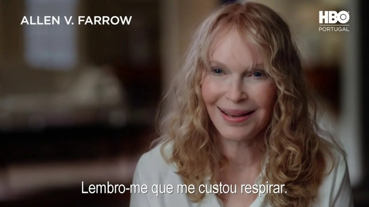 Allen V. Farrow | Trailer Oficial | HBO Portugal