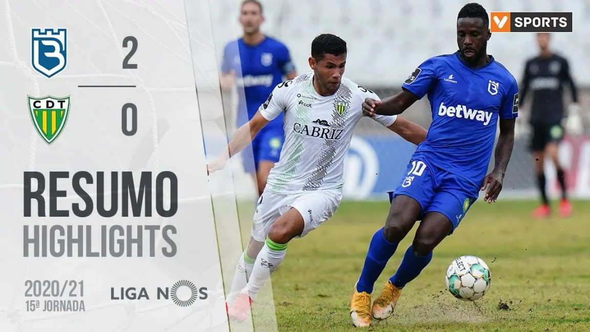 Highlights | Resumo: Belenenses SAD 2-0 Tondela (Liga 20/21 #15)