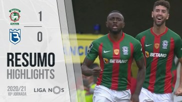 Highlights | Resumo: Marítimo 1-0 Belenenses (Liga 20/21 #10)
