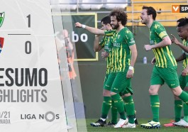 Highlights | Resumo: Tondela 1-0 Gil Vicente (Liga 20/21 #21)