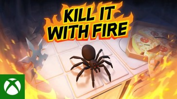 Kill It With Fire Pre-Order Trailer