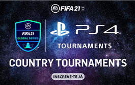 PlayStation anuncia os PlayStation Country Tournaments