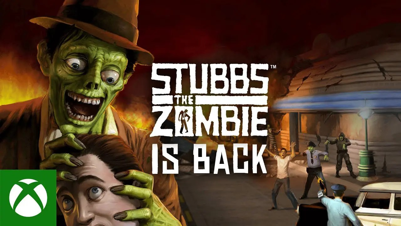 Stubbs the Zombie - Announce Trailer