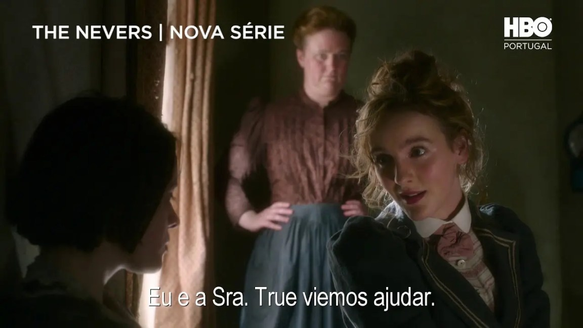The Nevers, The Nevers | Teaser Trailer | HBO Portugal