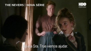 The Nevers | Teaser Trailer | HBO Portugal
