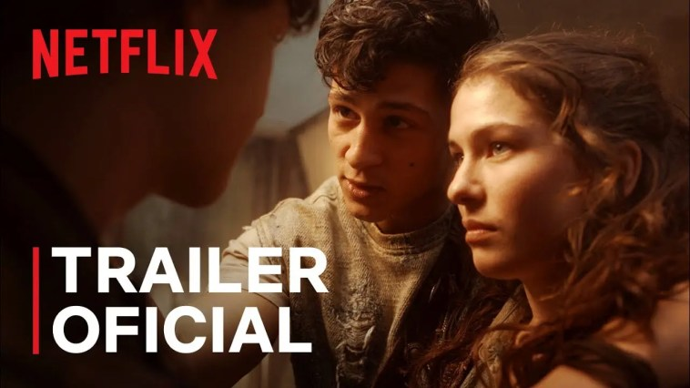Tribes of Europa | Trailer oficial | Netflix
