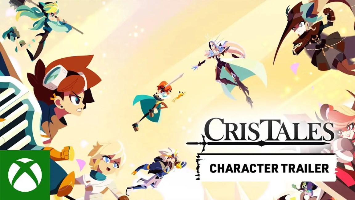 Cris Tales - Character Trailer | Xbox One, Xbox Series X|S, Cris Tales – Character Trailer | Xbox One, Xbox Series X|S