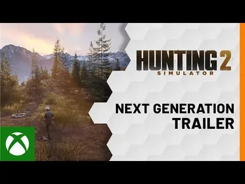 Hunting Simulator 2 – Next Generation Trailer