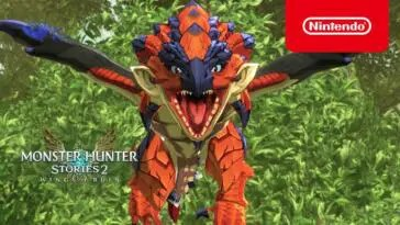 Monster Hunter Stories 2: Wings of Ruin – Trailer 2 (Nintendo Switch)
