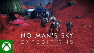 No Man's Sky Expeditions Trailer, No Man's Sky Expeditions Trailer