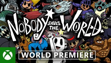 Nobody Saves The World - Reveal Trailer, Nobody Saves The World – Reveal Trailer