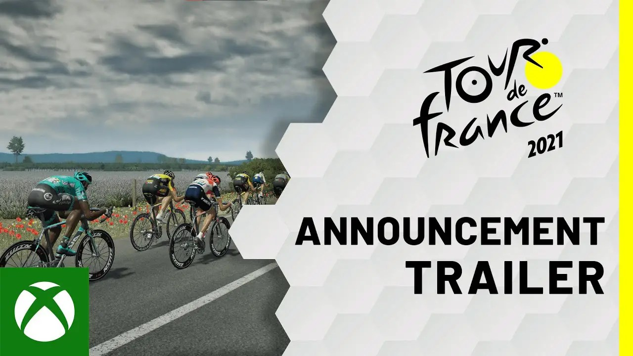 Tour de France 2021 Announcement Trailer