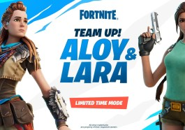 Aloy Fortnite 2