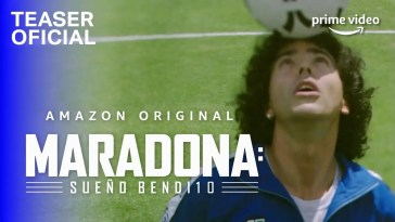 maradona, Amzon Prime Video apresentou o trailer de Maradona: Blessed Dream