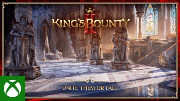 King's Bounty 2 - Unite Them or Fall Story Trailer