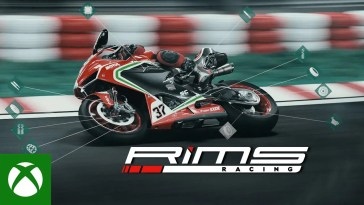 RiMS Racing - Reveal Trailer