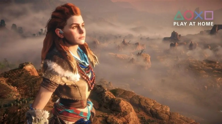 Playstation, Horizon Zero Dawn já pode ser descarregado gratuitamente da PlayStation Store