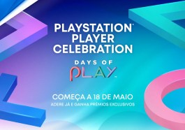 Playstation, Days of Play e PlayStation Player Celebration estão de volta