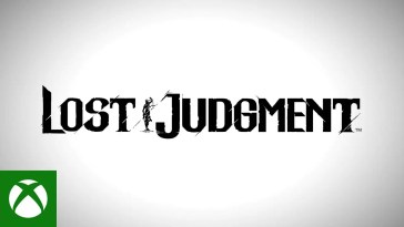 Lost Judgment | Announcement Trailer