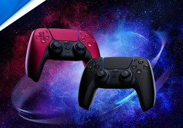 , DualSense Cosmic Red & Midnight Black – Trailer de Revelação | PS5
