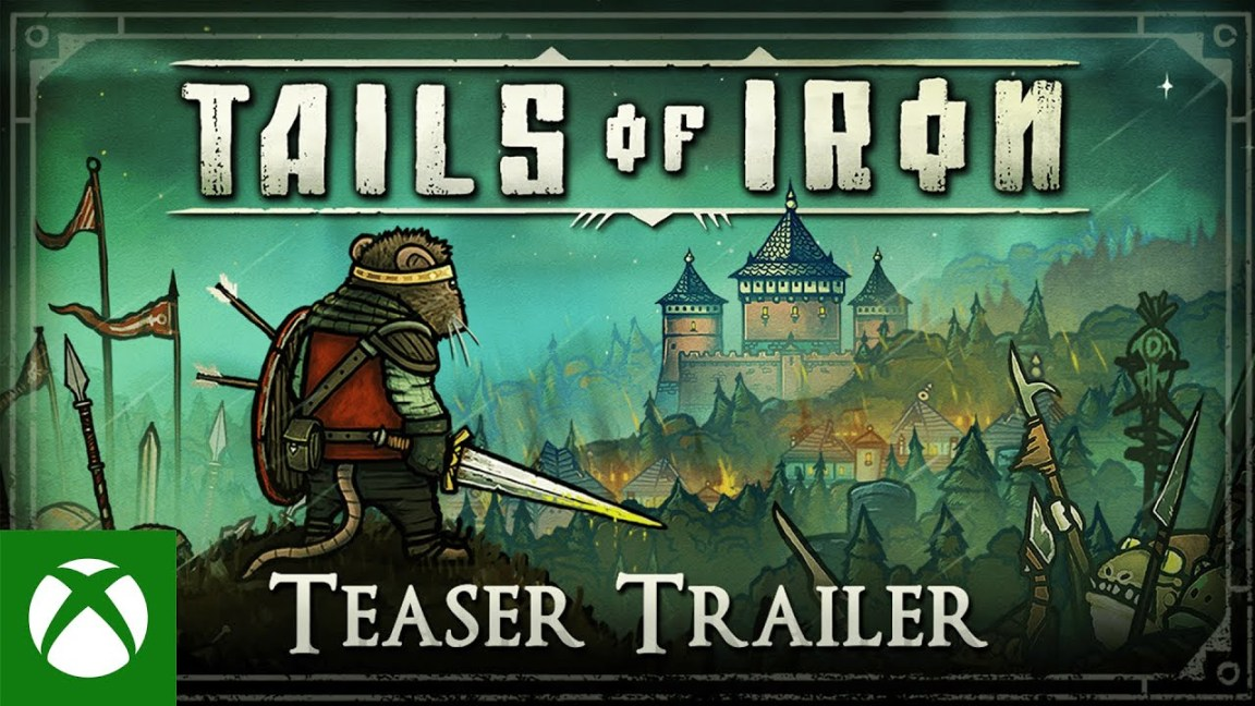 , Tails of Iron – Teaser Trailer: Welcome to the Kingdom