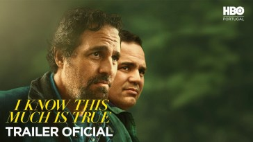 I Know This Much Is True | Trailer | HBO Portugal #2