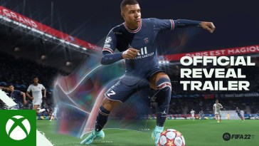 , FIFA 22 | Official Reveal Trailer | Powered by Football