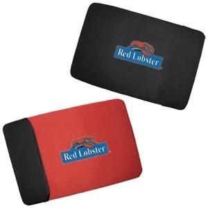 Custom Laptop Sleeve - red