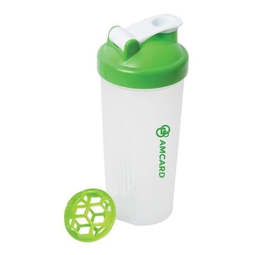 Custom Shaker Bottle - green
