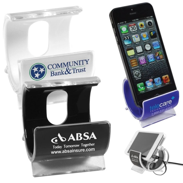 promotional cell phone stand