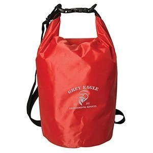 Voyageur Wet/Dry Bag - red